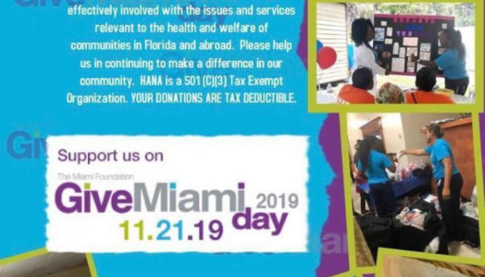 HANA Give Miami Day 2019