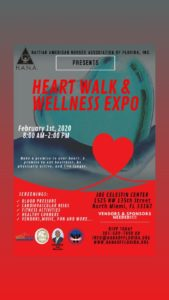 HANA Heart Walk & Wellness Expo 2020